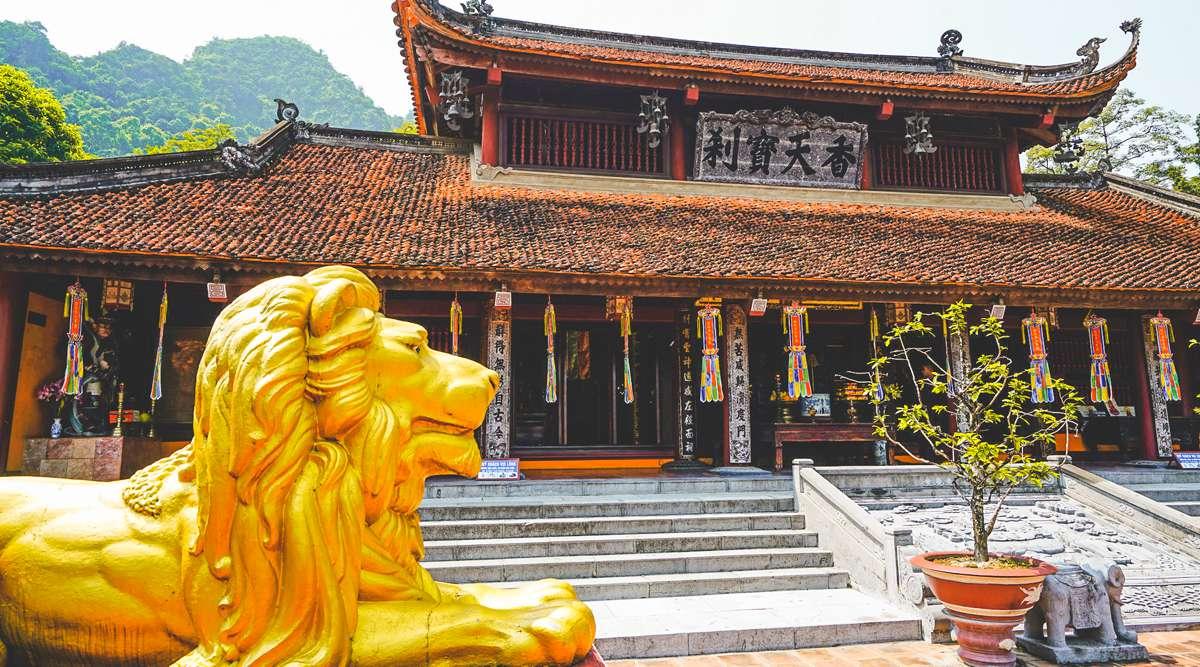 Parfum pagode