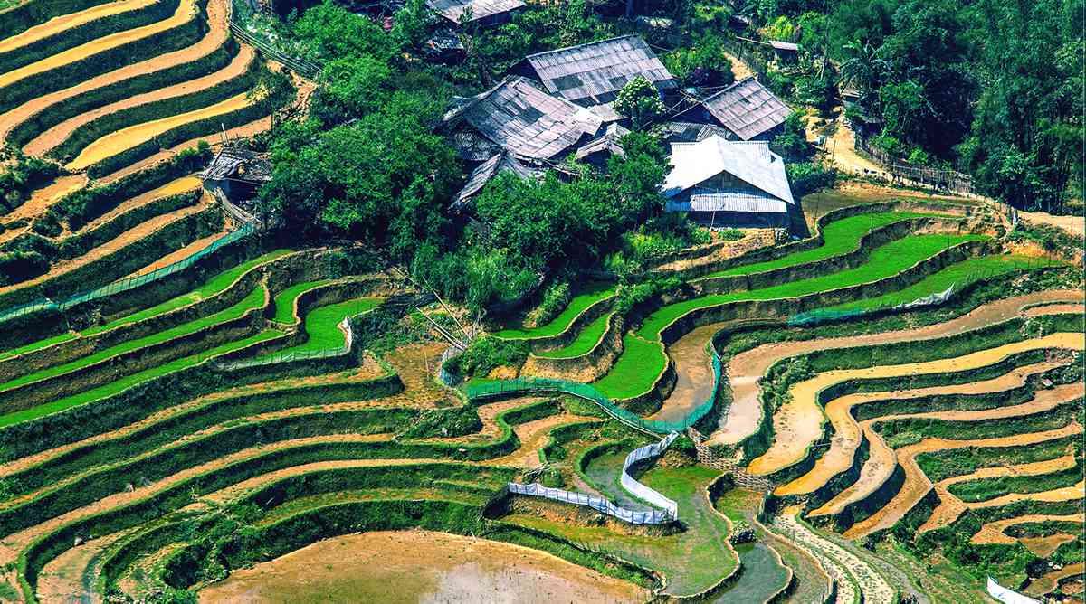 rondreis in Vietnam