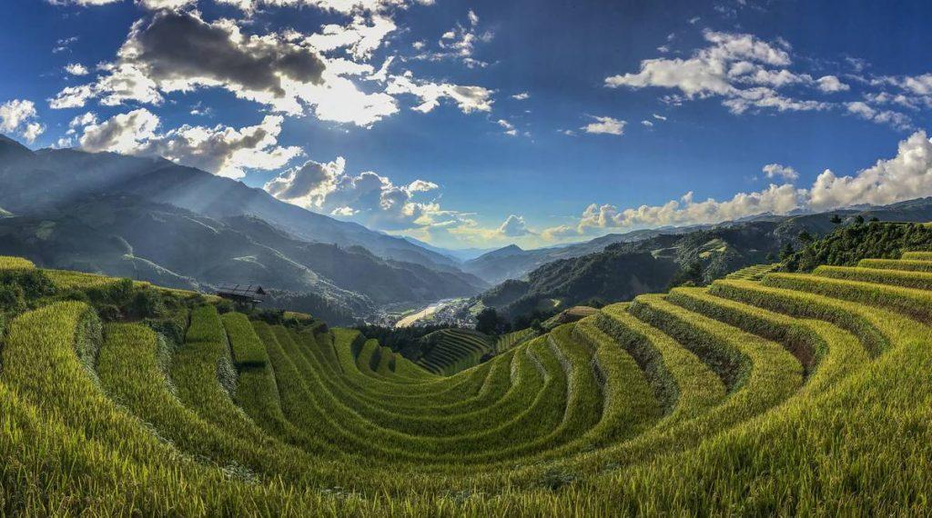 Sang Nhu - Hoefijzer heuvel