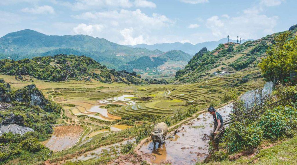 Ta Phin Sapa trekking
