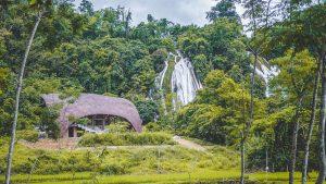 Tat Nang waterval