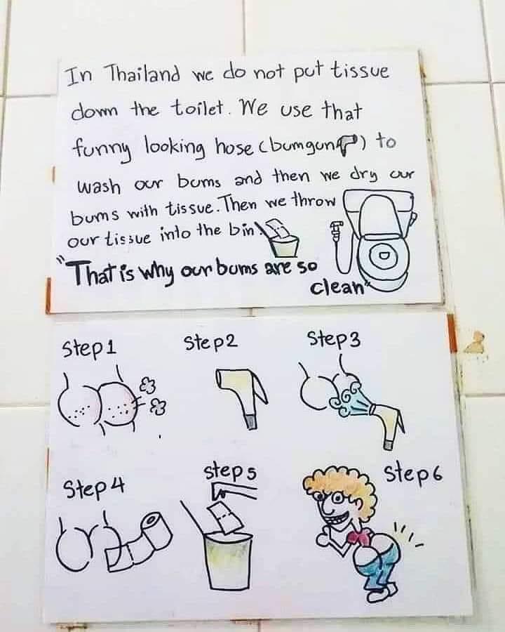 toilet in Vietnam