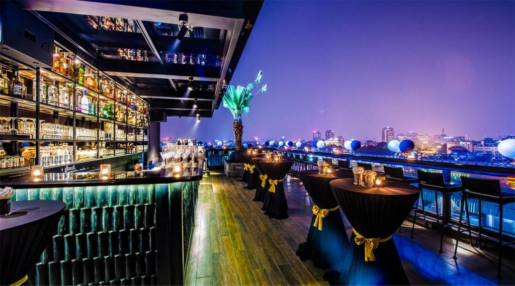Twilight Sky Bar Hanoi