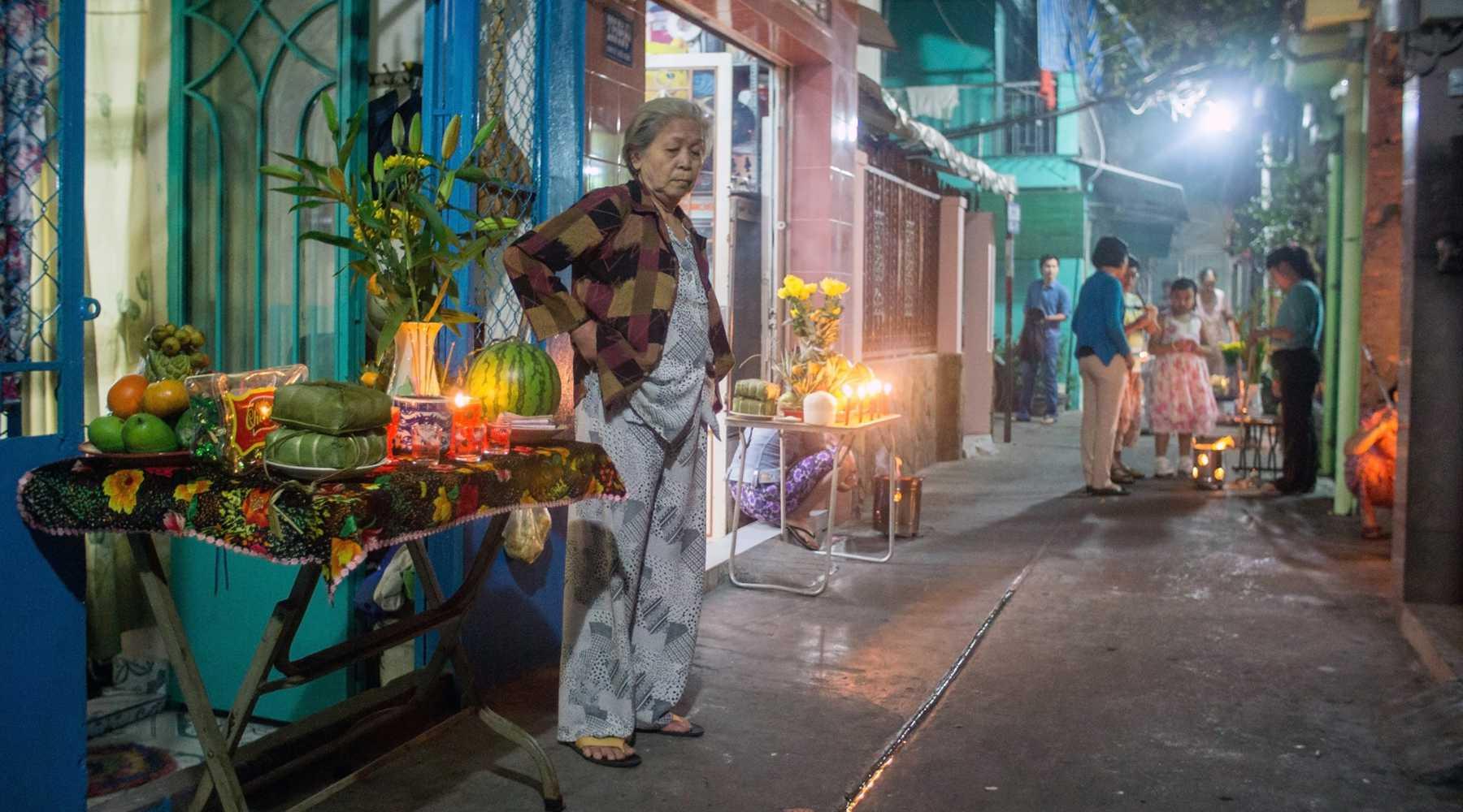 Reizen tijdens Vietnamees Tet Nieuwjaar