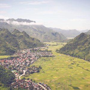 viewpoint Mai Chau loop