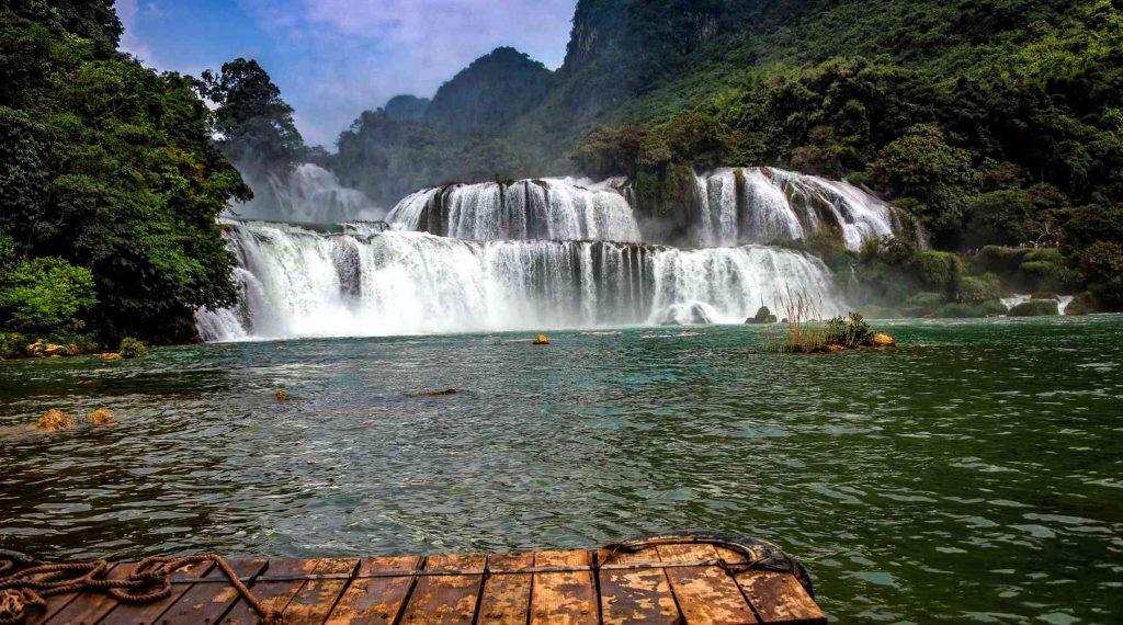 Watervallen in Vietnam