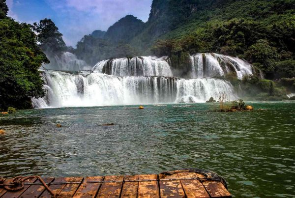 Watervallen in Vietnam