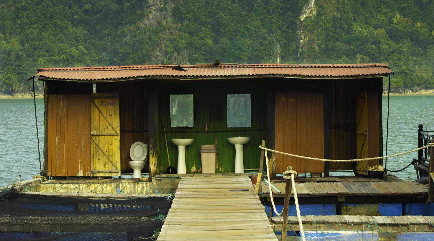 WC in Vietnam