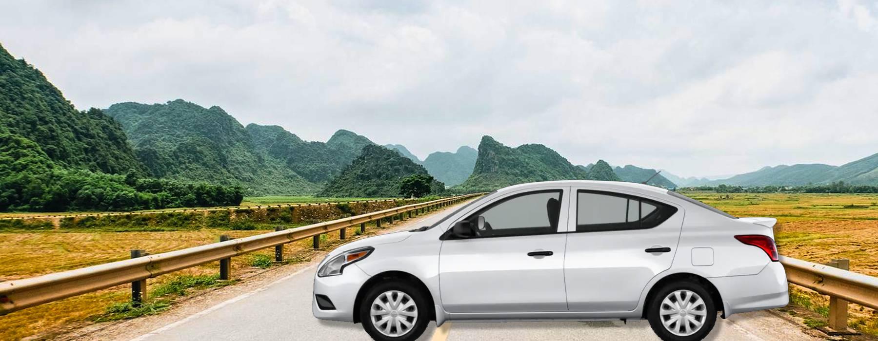 auto huren in Vietnam