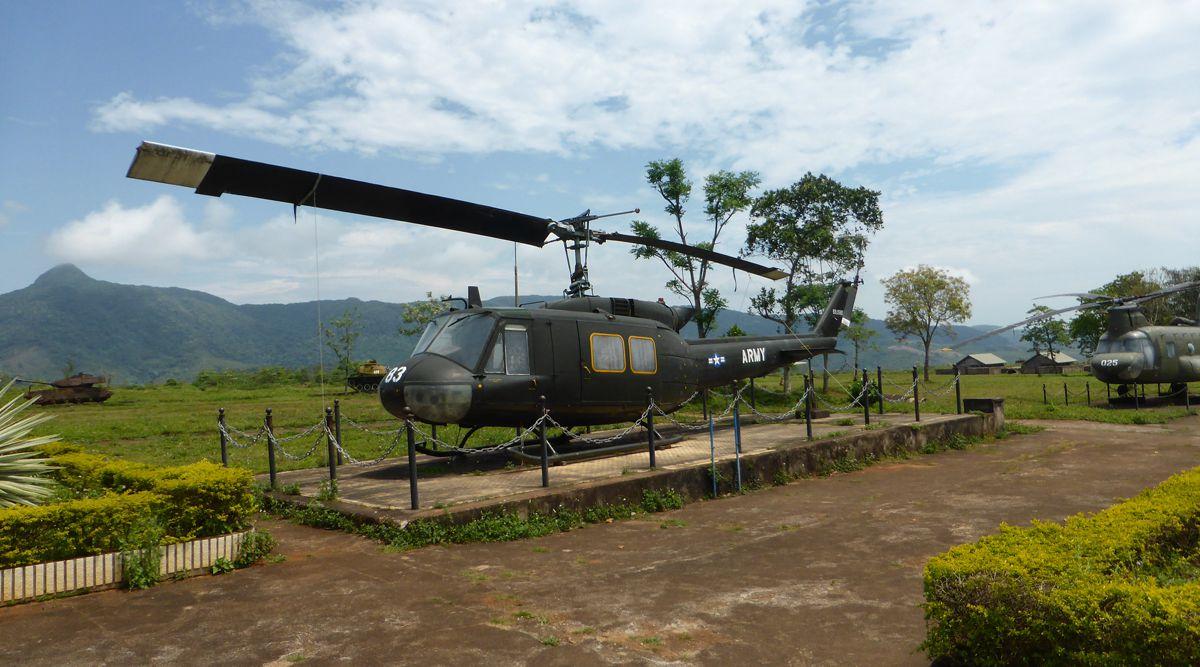 DMZ tour Hue