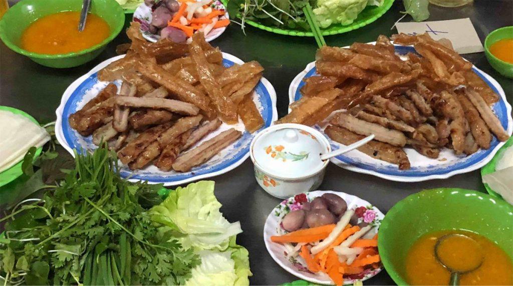 Nem nuong Ninh Hoa