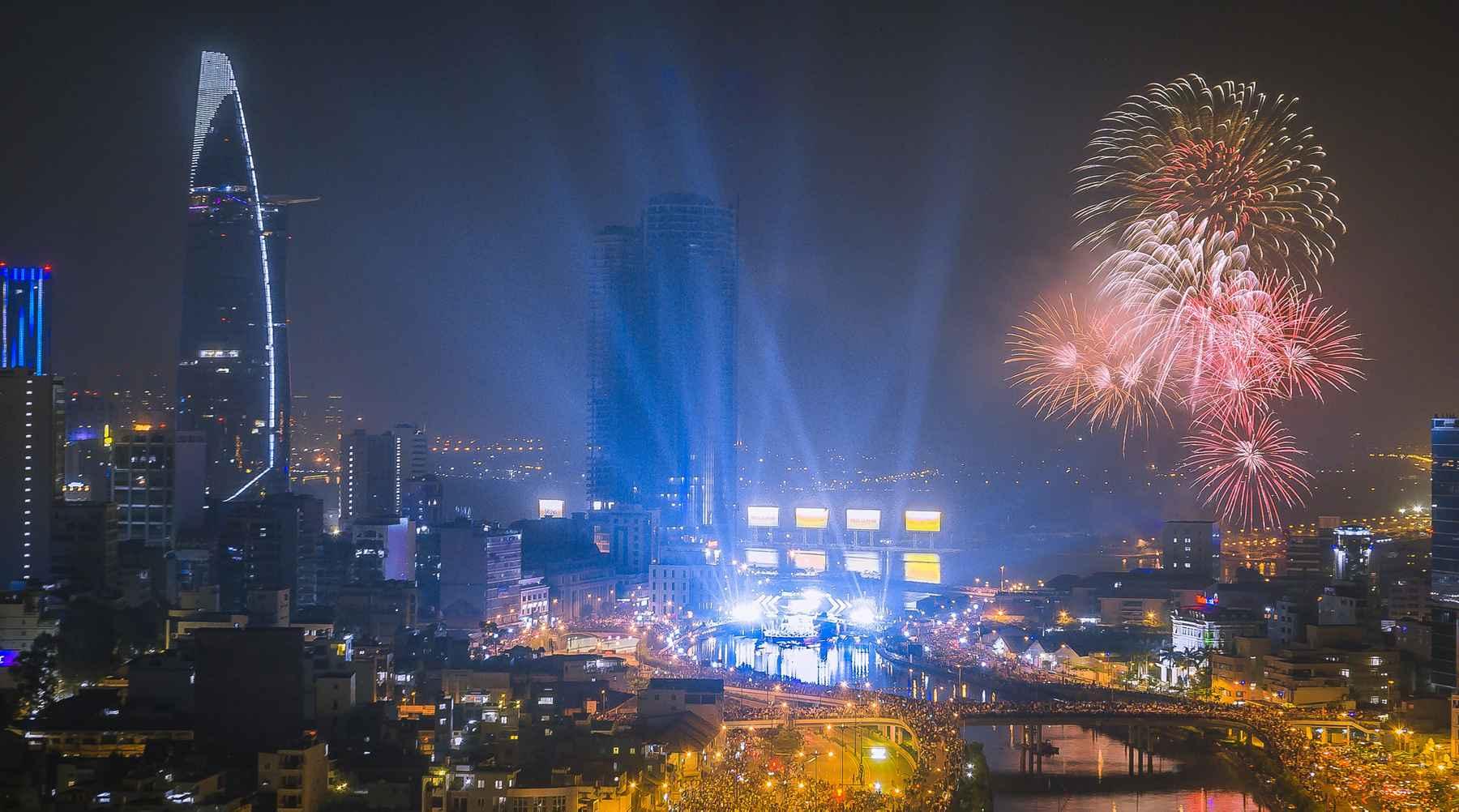 Waar Oud en Nieuw vieren in Vietnam?