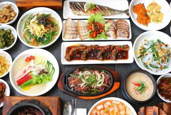 Vietnamese gerechten