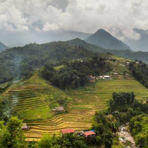 7 dagen noord Vietnam