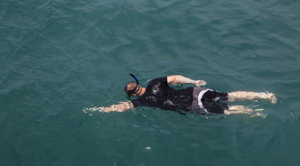 Cham Island snorkelen