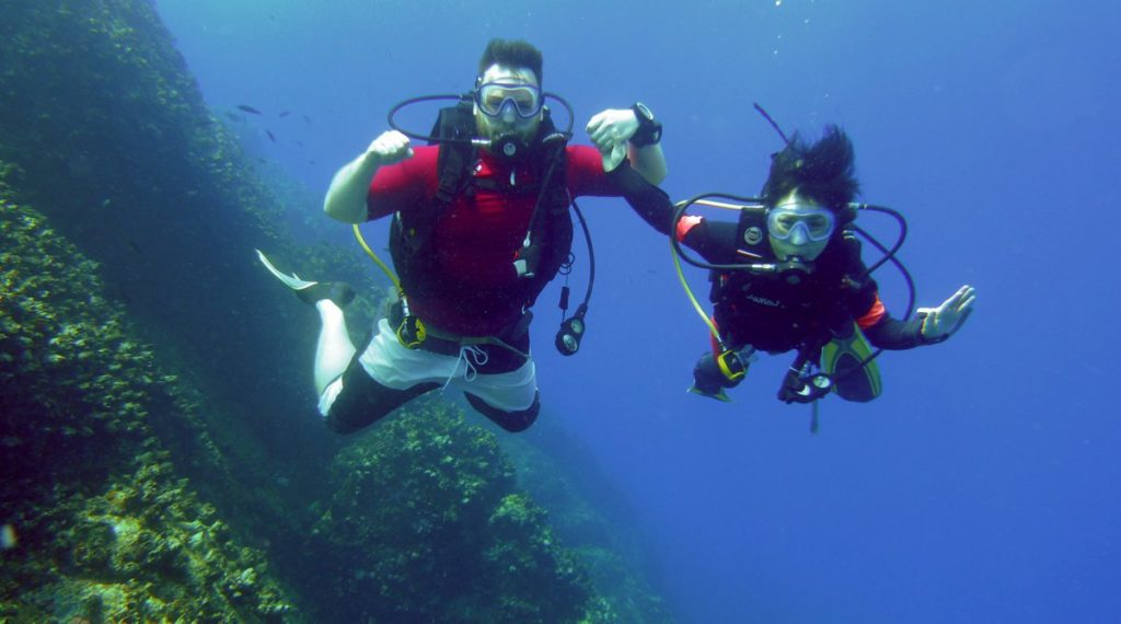 duiken Whale Island Nha Trang
