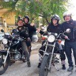 Easy rider tour