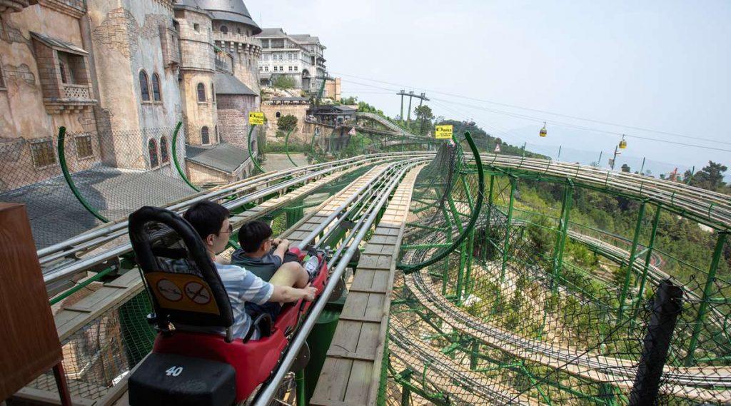 fantasy park Ba Na Hills