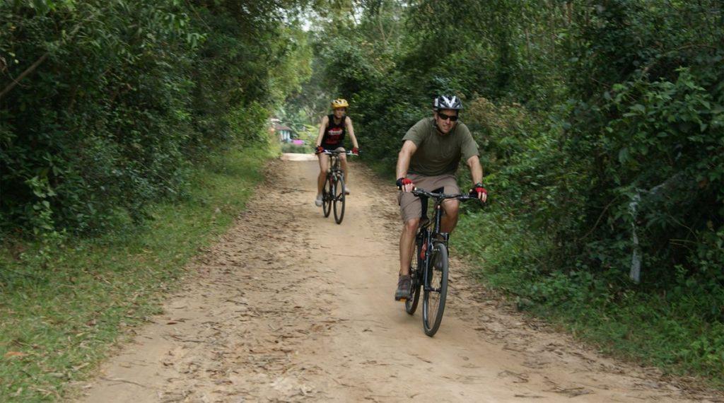 fiets tour Hoi An