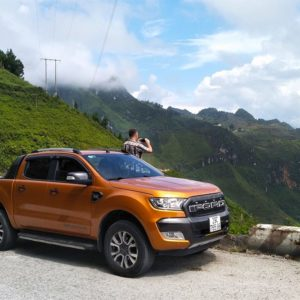 Ha Giang jeep tour