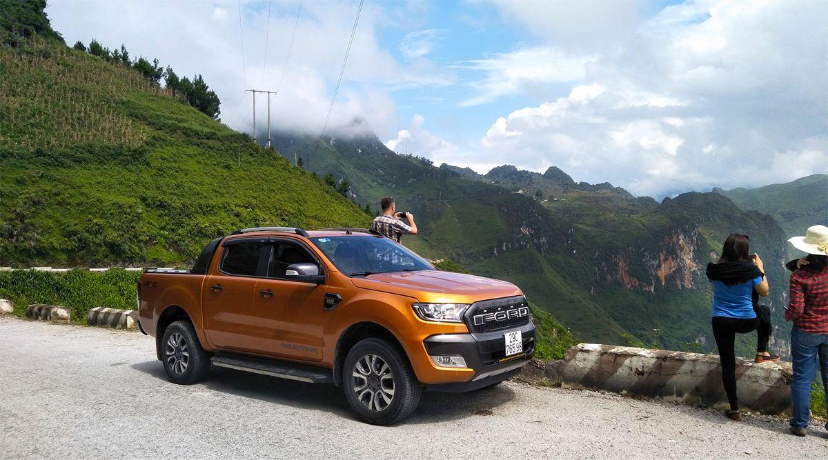 Ha Giang jeep tour