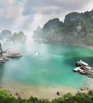 hoogtepunten Vietnam 3 weken rondreis