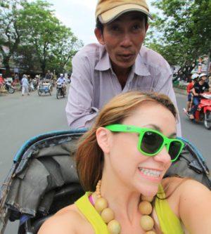 Hue cyclo tour
