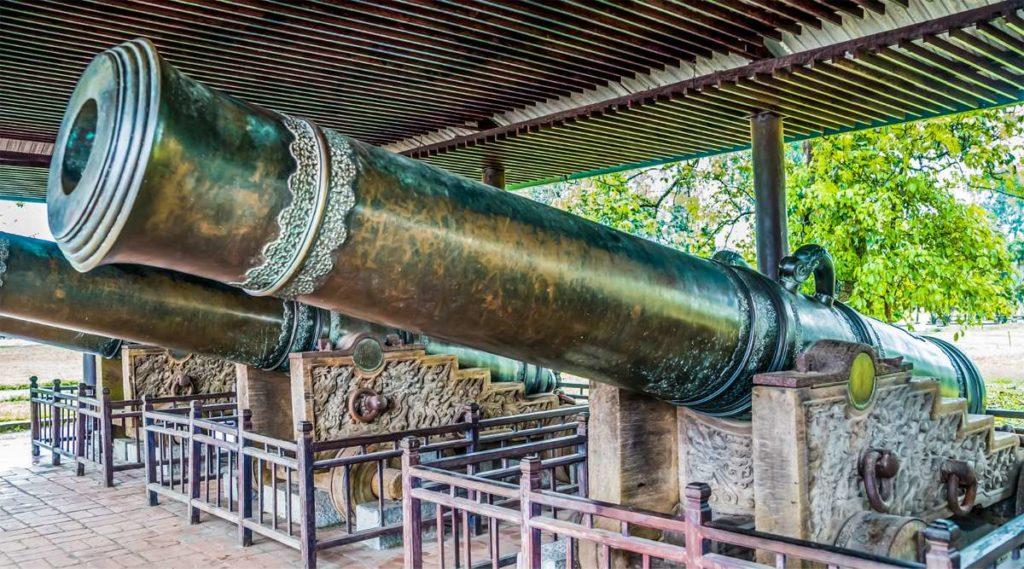 kanonnen Hue citadel