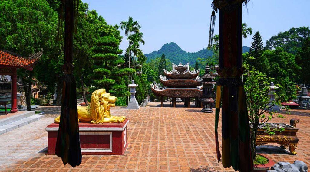 Parfum tempel