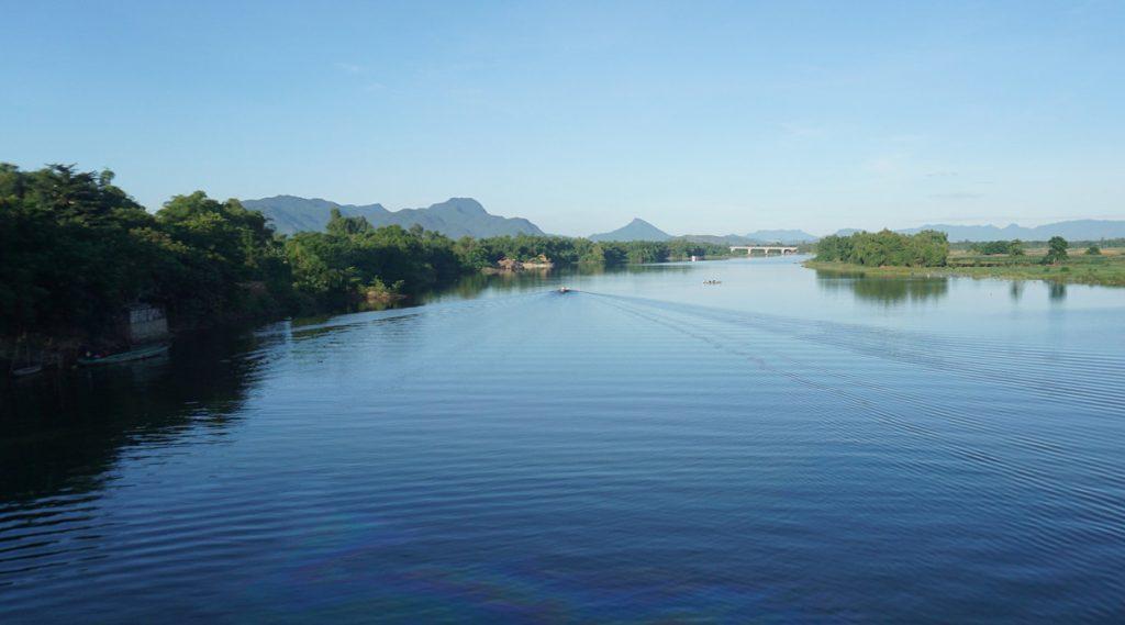Thu Bon rivier