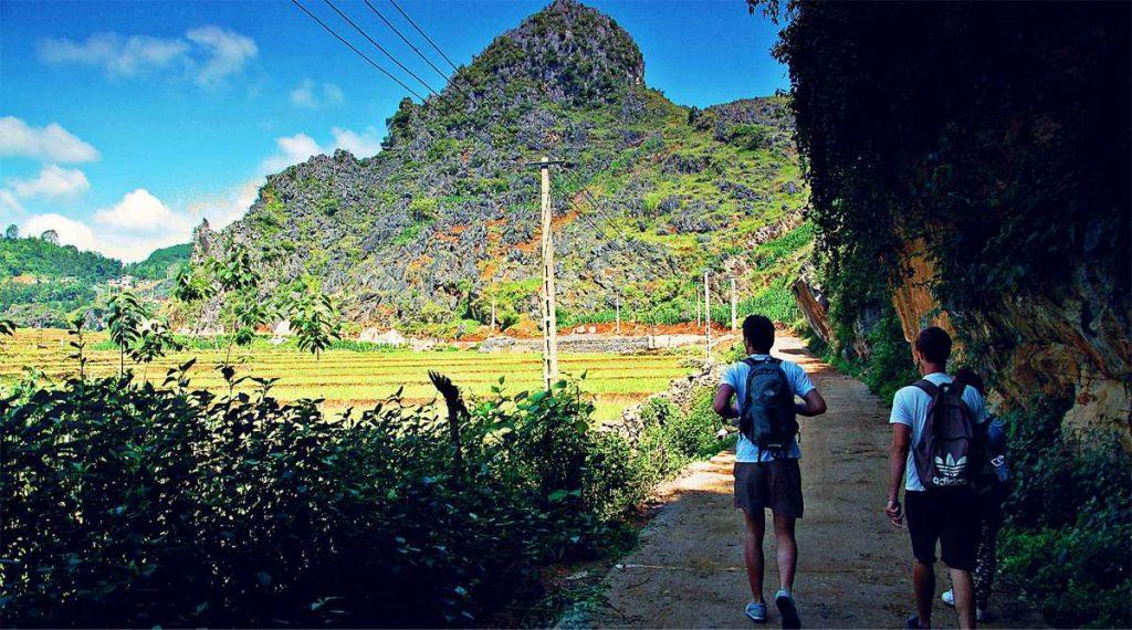 trekking in Ha Giang