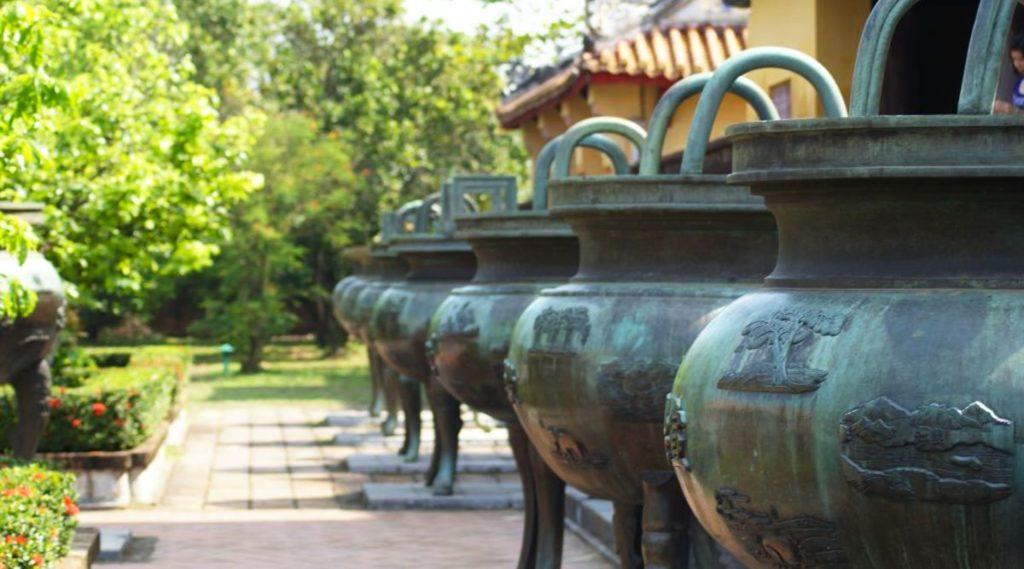 Urnen Hue Citadel