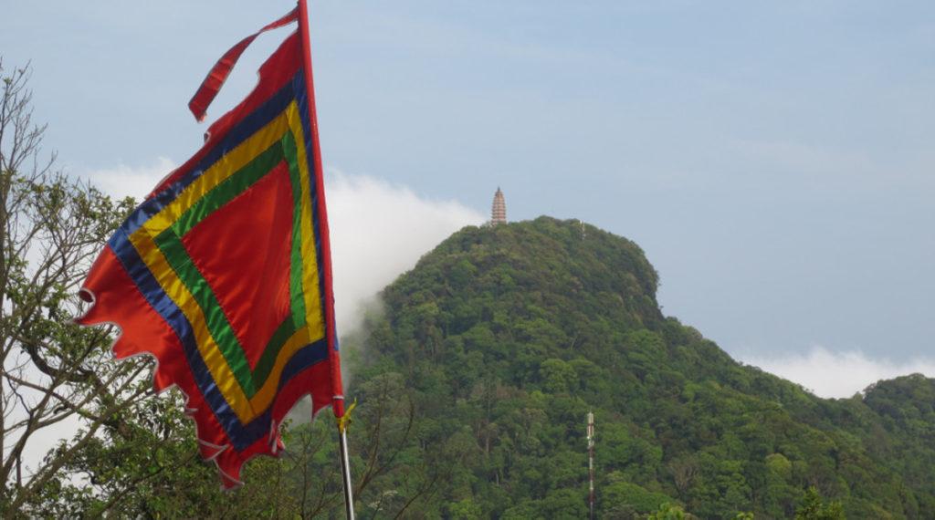 Ba Vi tempel