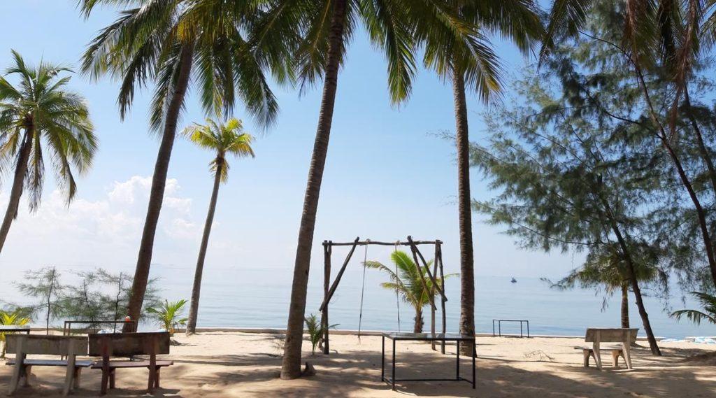 Bai Cay Sao strand Phu Quoc