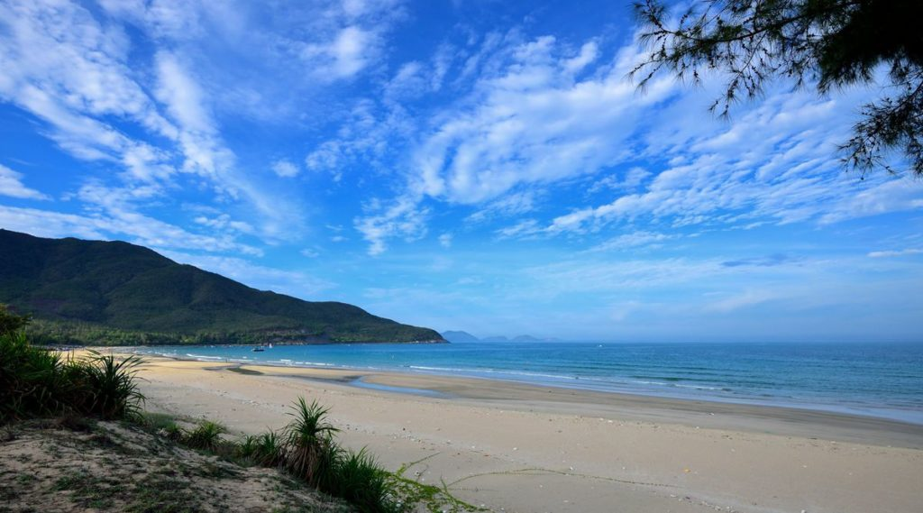 Bai Dai strand in Nha Trang