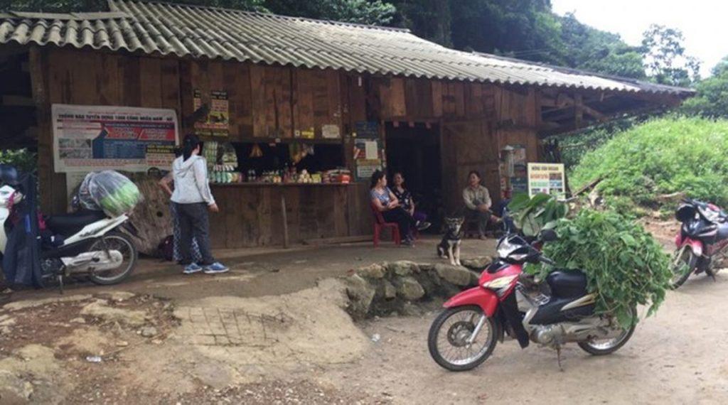 Cao Bang berg
