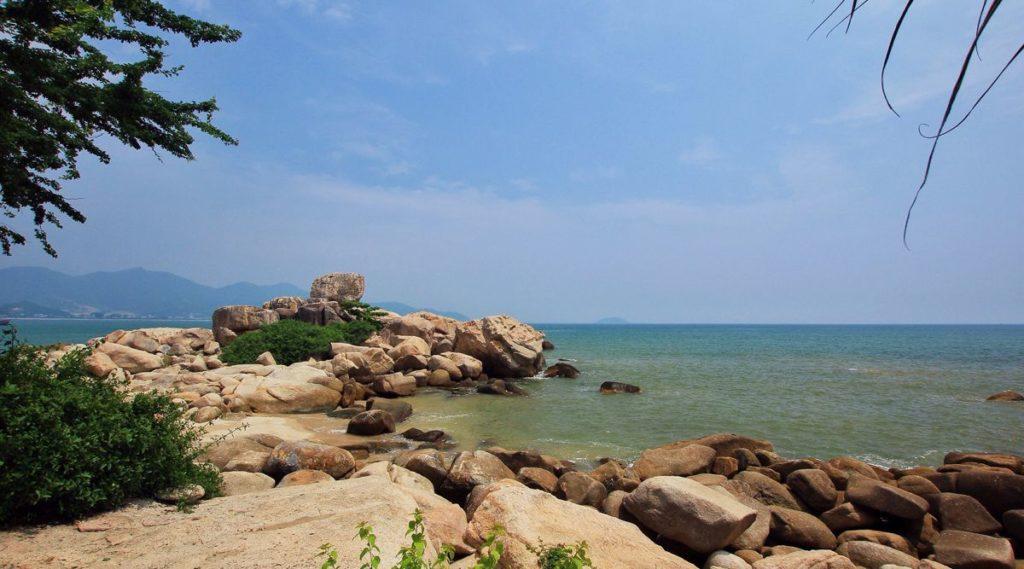 Hon Chong strand Nha Trang