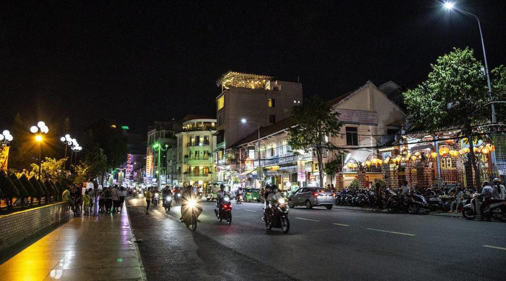 Ninh Kieu werf