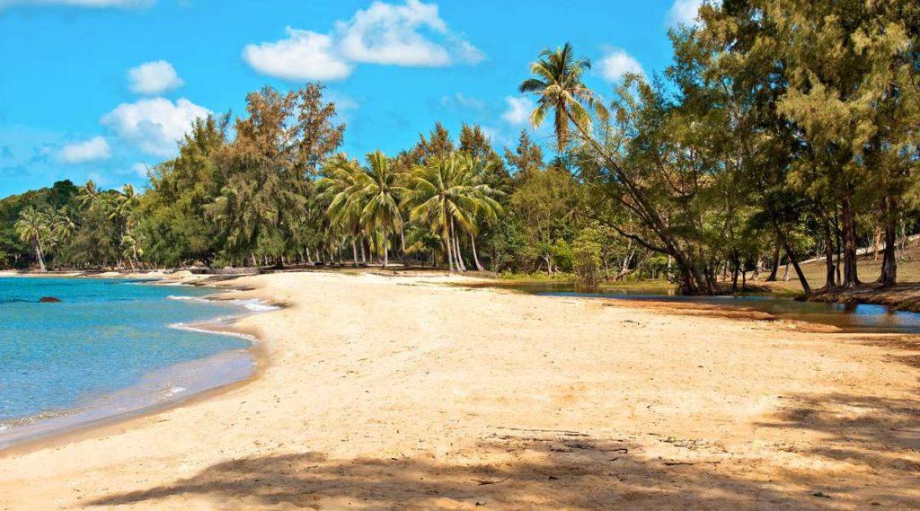 Ong Lan strand