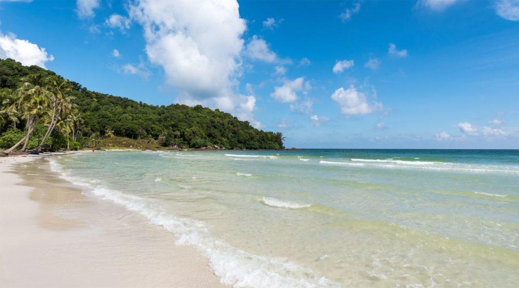 Bai Sao strand (Star Beach)