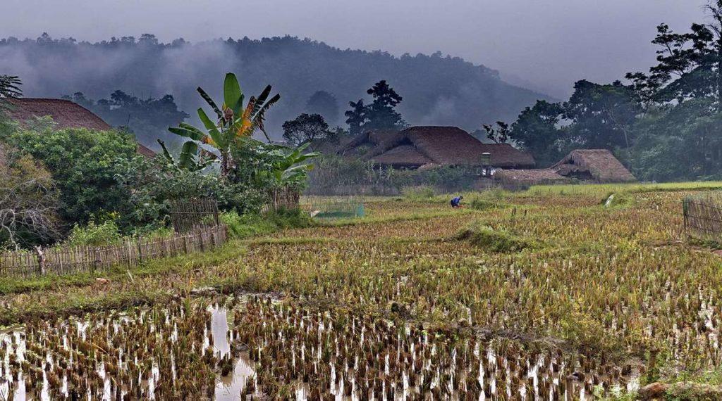 Thon Tha dorp