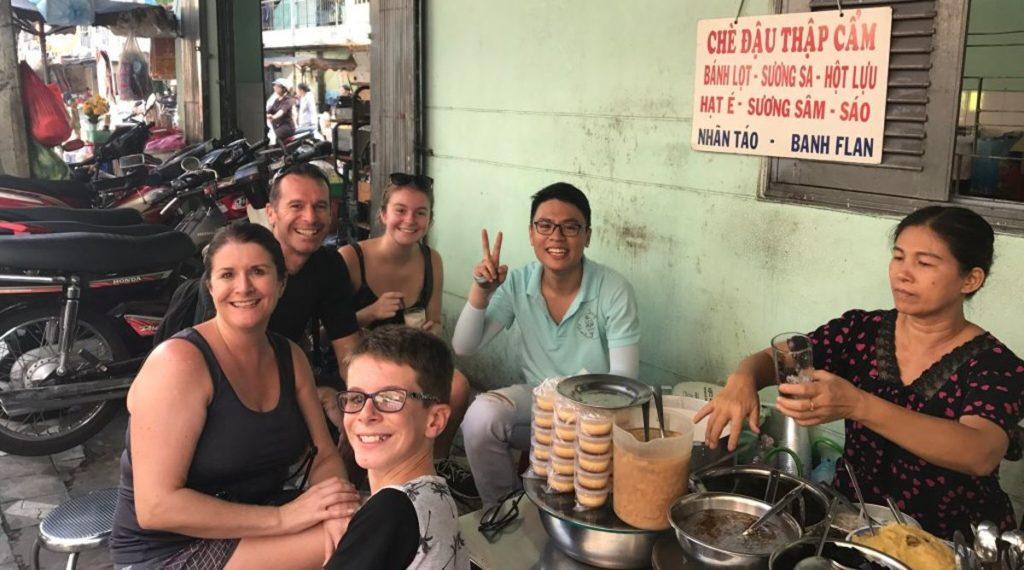 vegan tour Ho Chi Minh