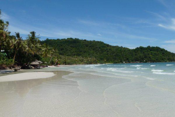 Vietnam eilanden