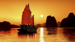 Vietnam romantische bestemmingen