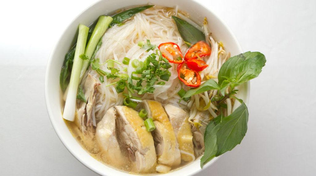 Hanoi eten