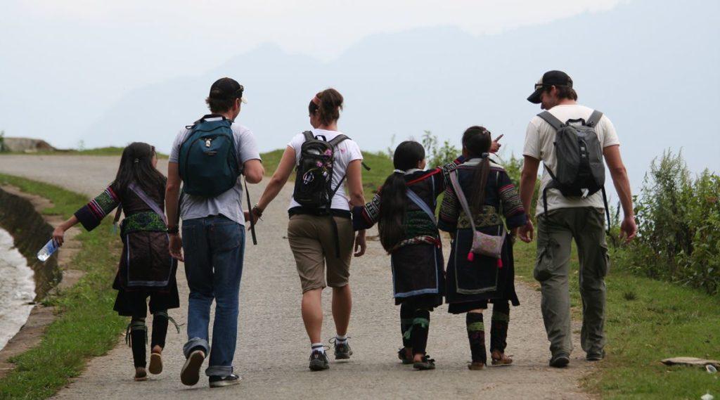 Su Phan trekking Sapa