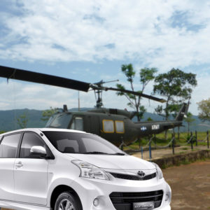 DMZ transfer van Hue naar Phong Nha