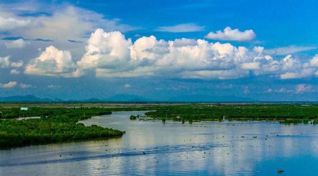 Dong Ho lagune