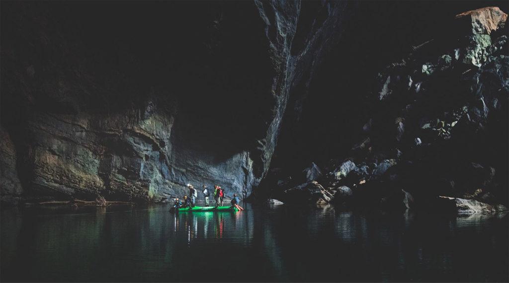Hang En grot expeditie