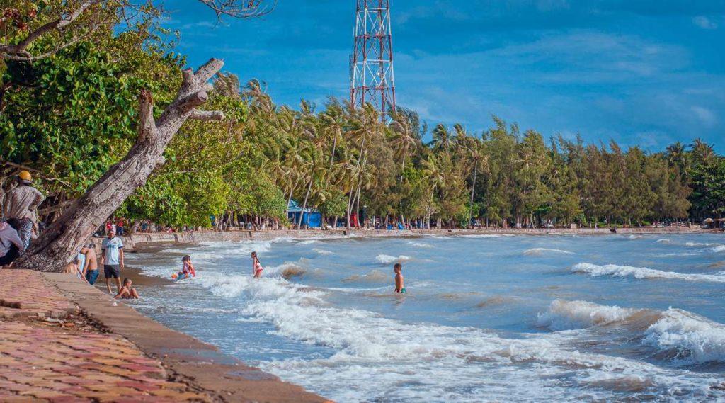 Mui Nai strand Ha Tien